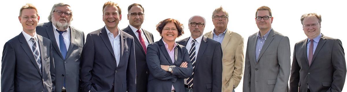 Kanzlei am Klingenberg Teamfoto